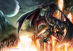 His Dark Majesty by Dragolisco