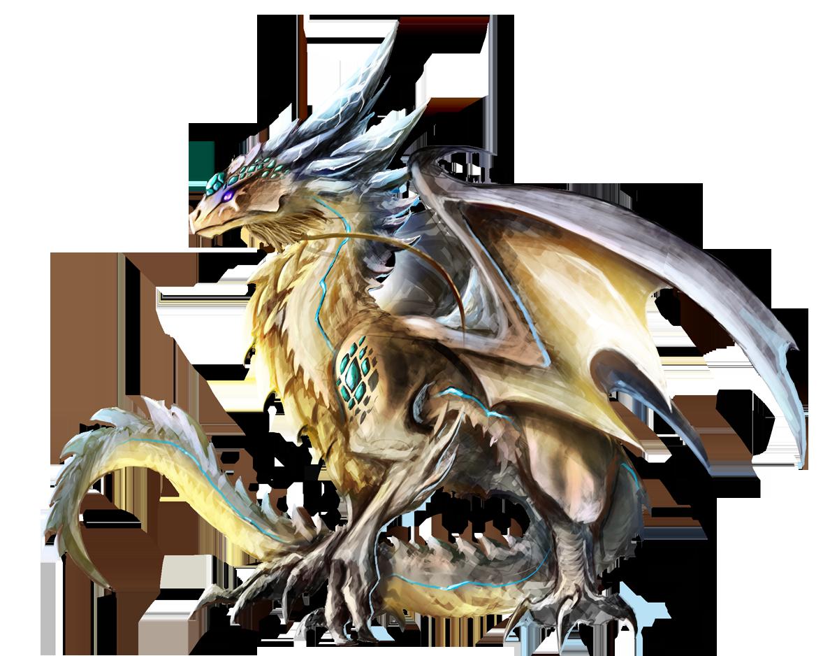 Gem Dragon by kokodriliscus