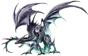 Spectral Dragon by Dragolisco