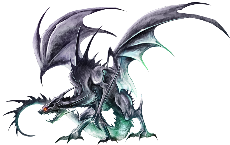 Cool spectral dragon with no watermark - ImageGator