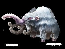 Mammoth by Dragolisco