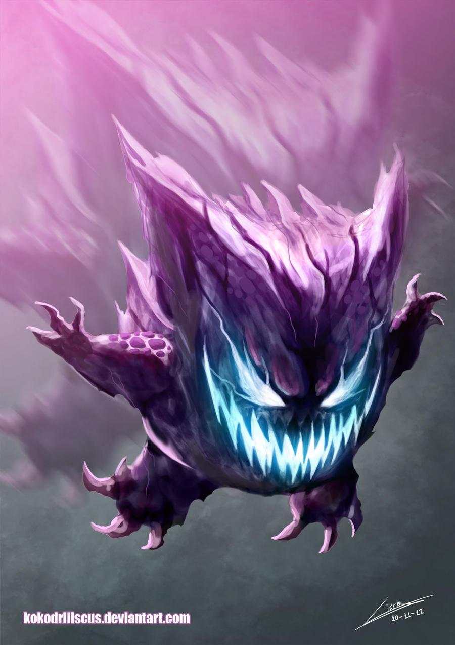 Scary Gengar