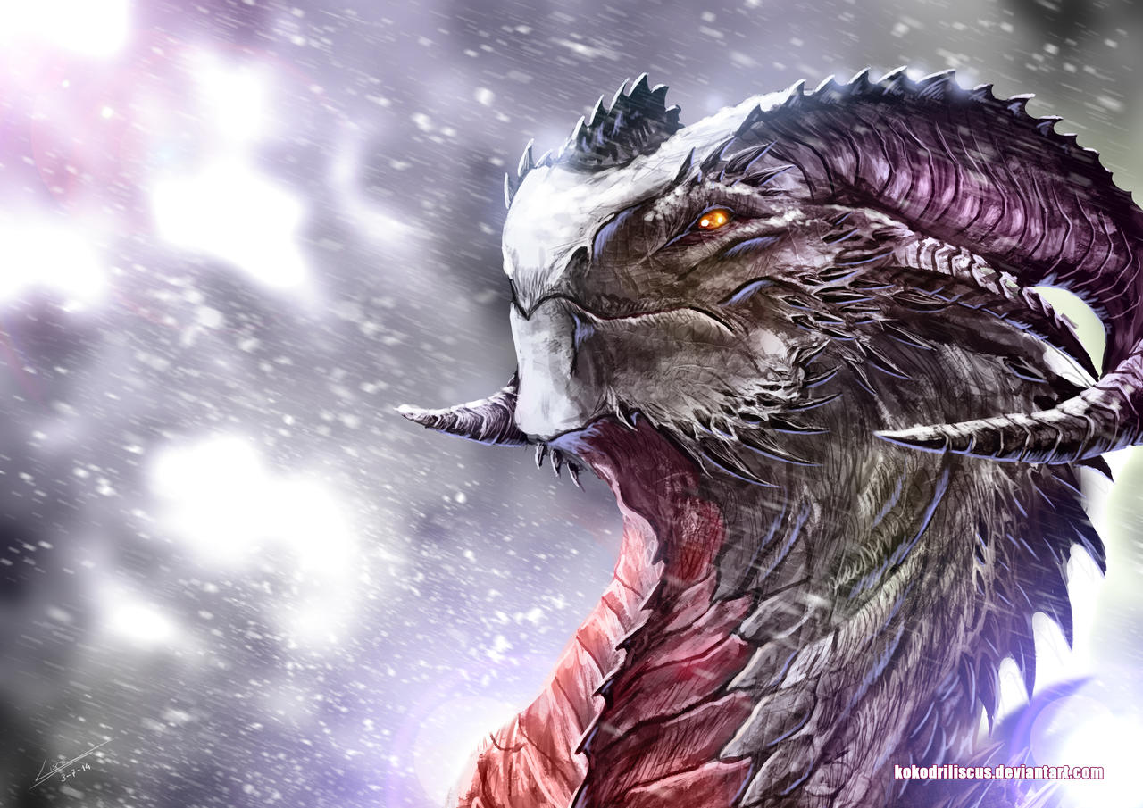 Blizzard by Dragolisco