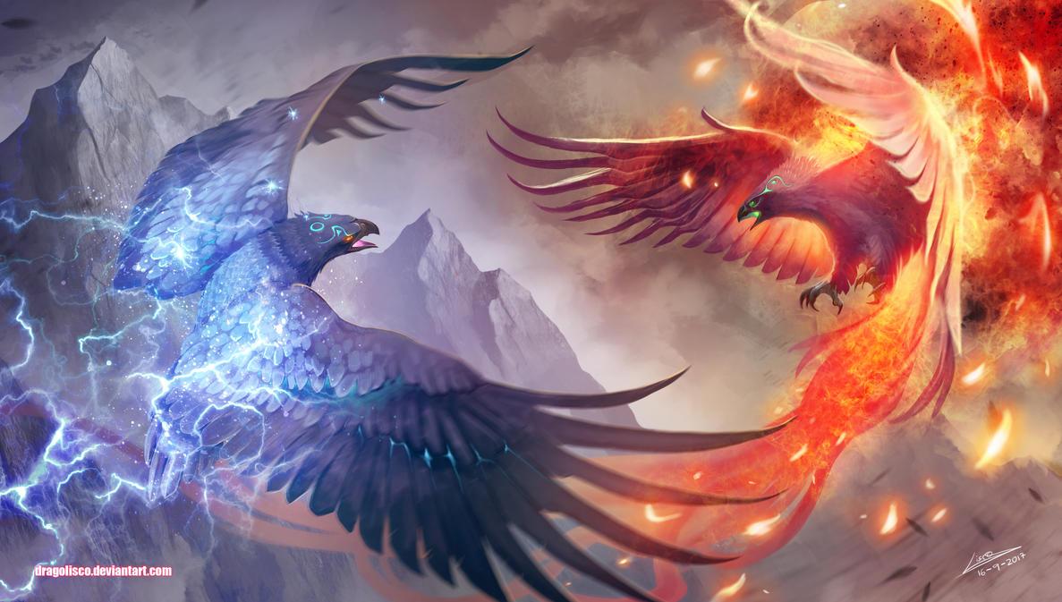 The Thunderbird Myth  Gods and Monsters