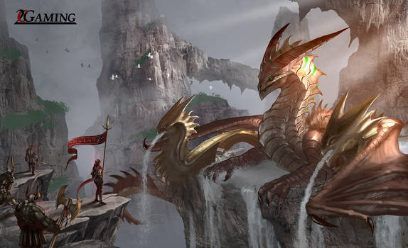 Imperator dragon