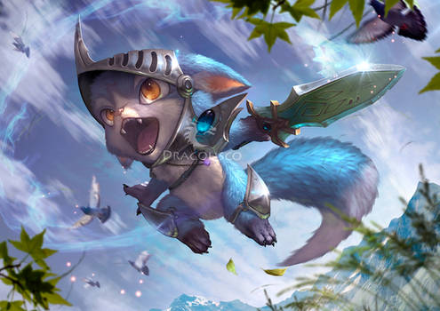 Little Wolf Warrior (REMAKE)