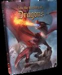 Dragon artbook mockup