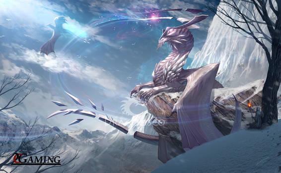 Gem Dragon (commission)