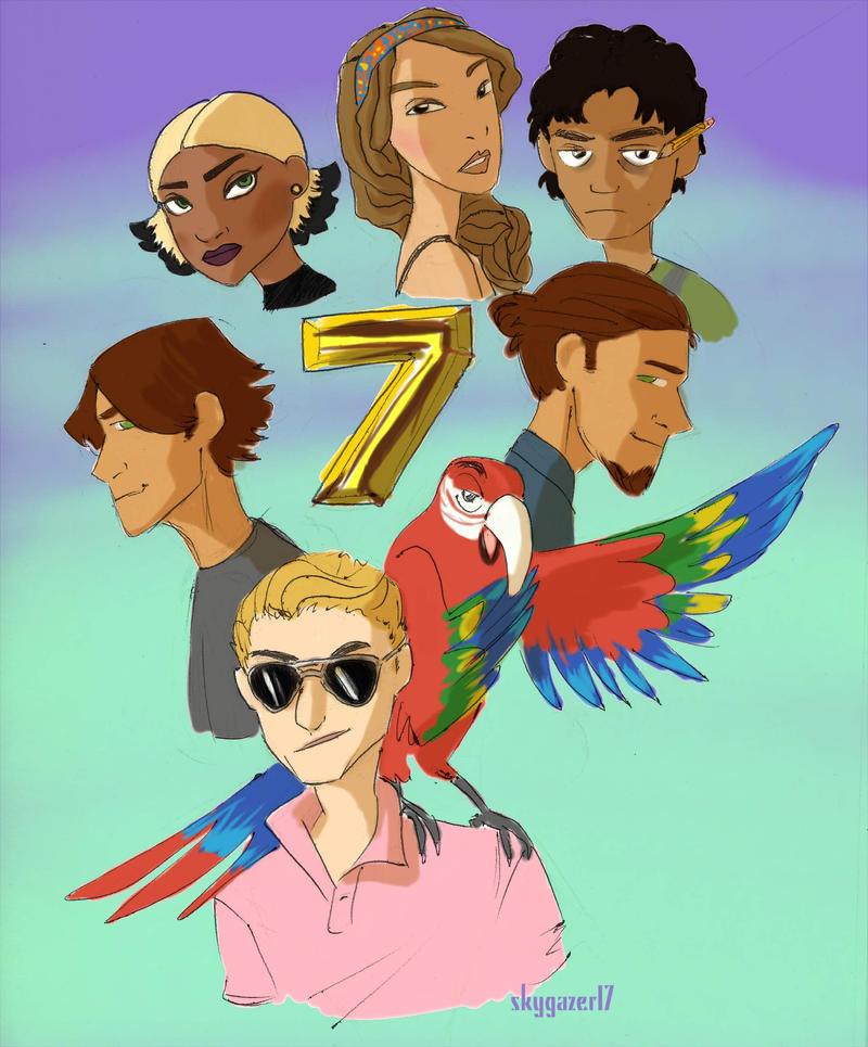 Seven by skygazer17