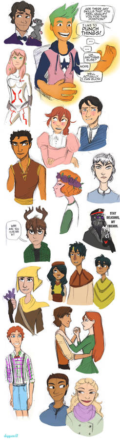 Awesome OCs of Deviantart