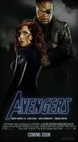 Avengers - SHIELD by ALilZeker