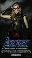 Avengers - Ms Marvel 1.1 by ALilZeker