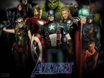 Avengers - Wallpaper v2