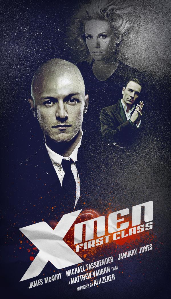 X Men First Class 2 Poster X-Men First Class Movi...
