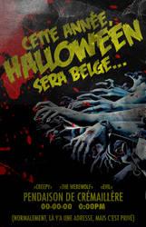 Halloween Flyer by ALilZeker