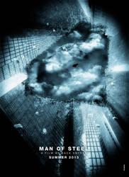 Man of Steel by ALilZeker