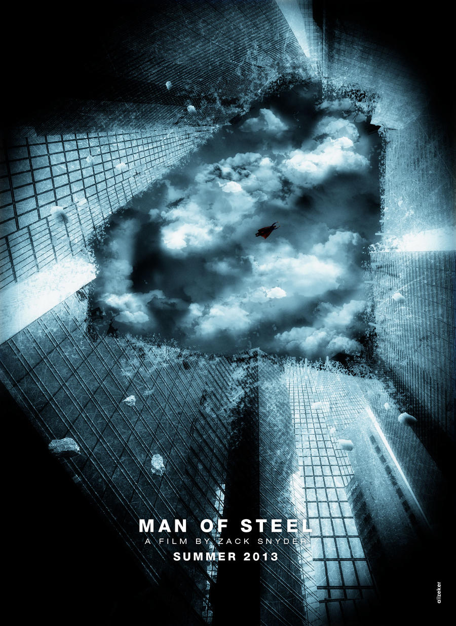 Man of Steel by ALilZeker