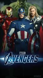 Avengers 1.5 by ALilZeker