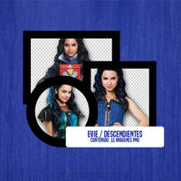 Pack PNG de Evie (Descendientes) by Fernanda1802