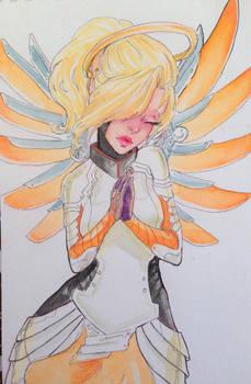 watercolor Mercy
