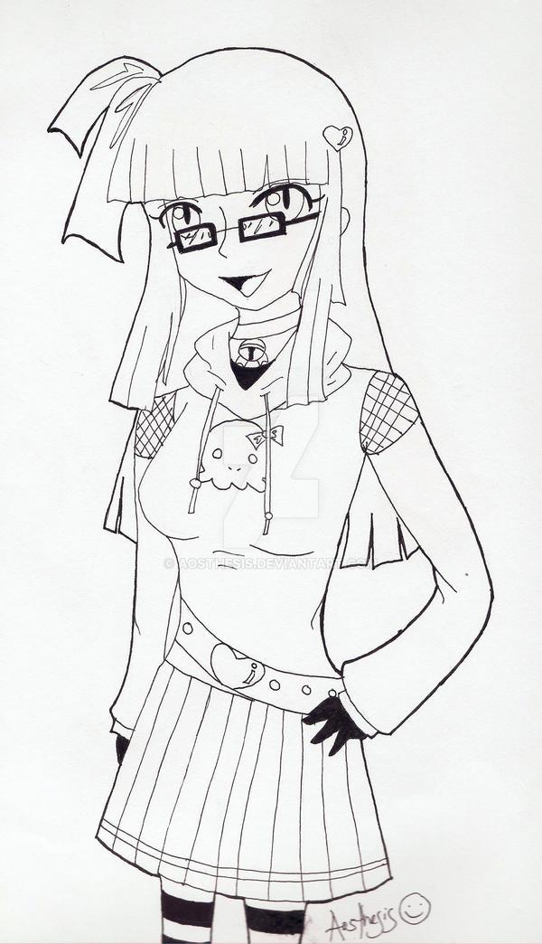 Random Girl by Aosthesis