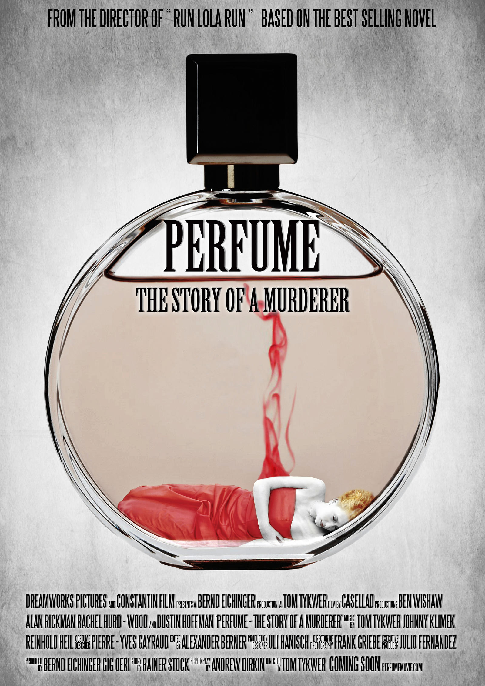 the story of a murderer Perfume: the story of a murderer set in france in the 18th century, the film is about jean-baptiste grenouille, a guy with natural talent of smell, by which he has.