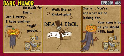 Deathly Fun on School-of-Death - DeviantArt