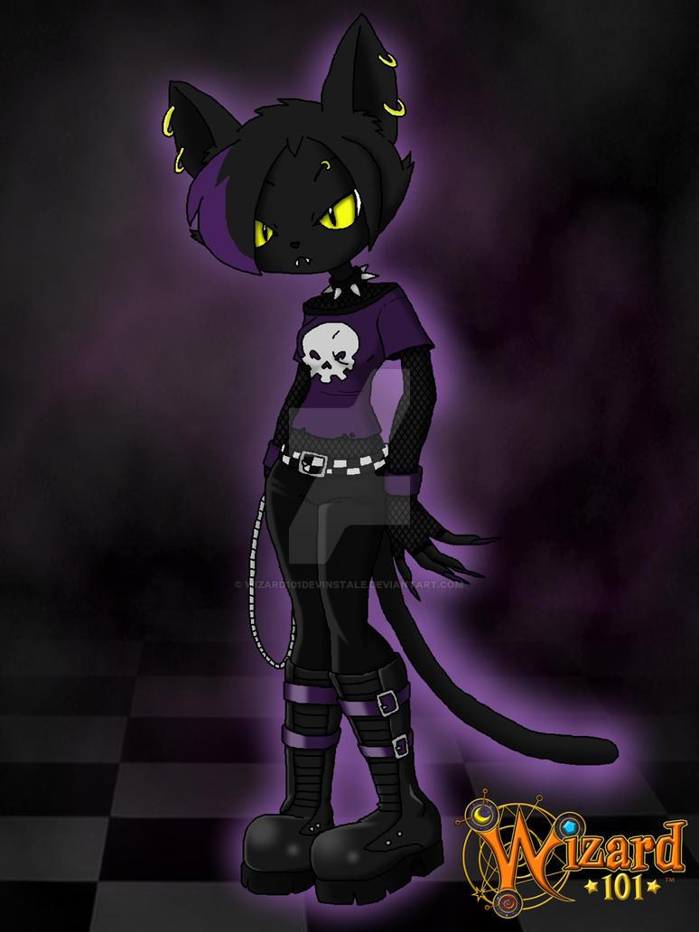 Black Cat Halloween Decorations