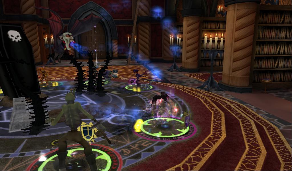 death wizard101 spells - photo #34
