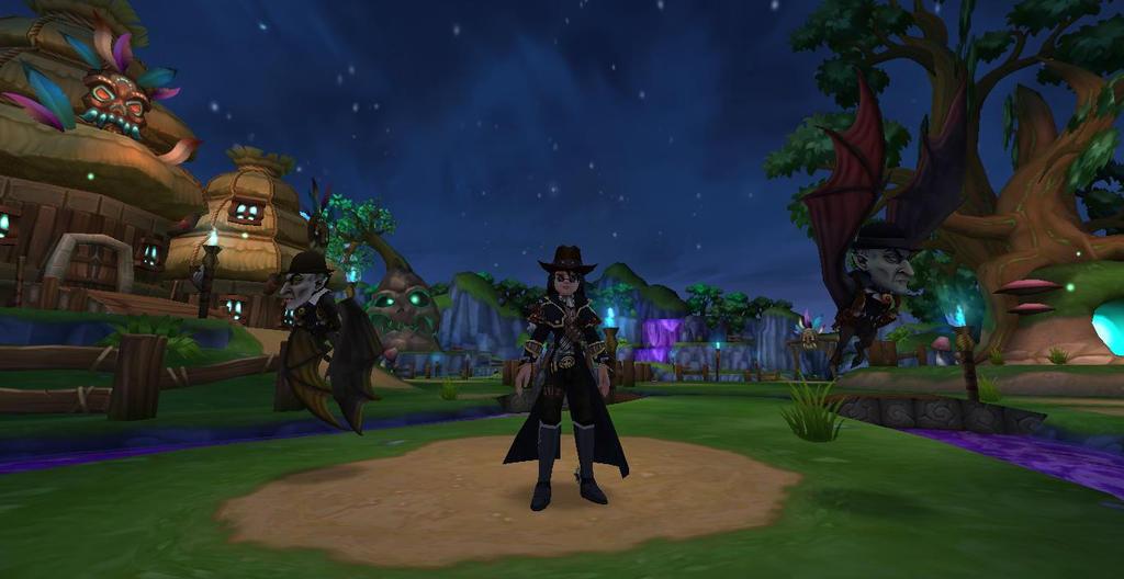 Wizard101 Halloween Bosses