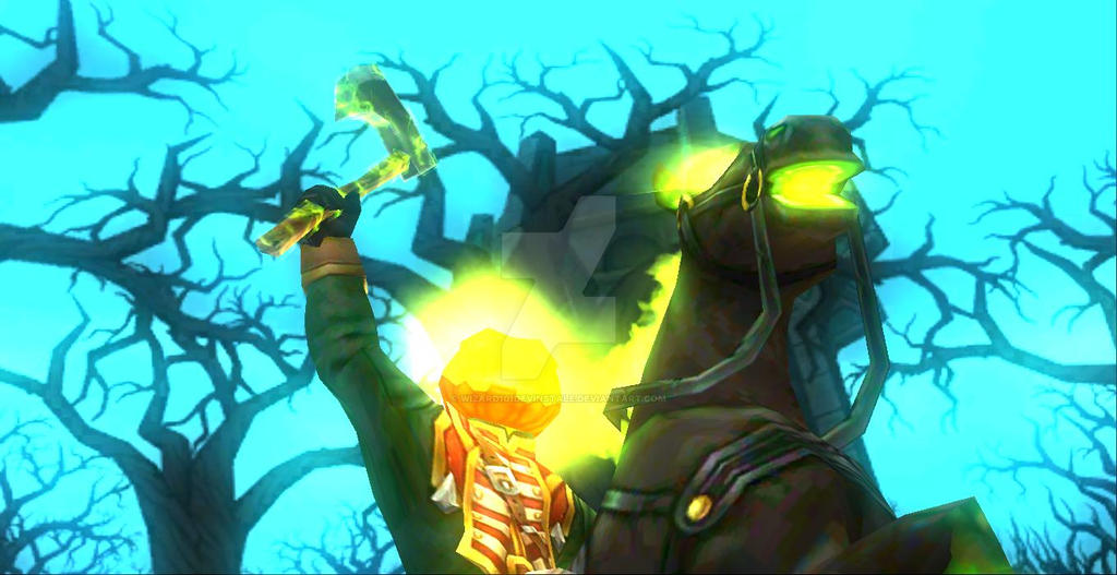 Rise of the Headless Horseman by Wizard101DevinsTale on