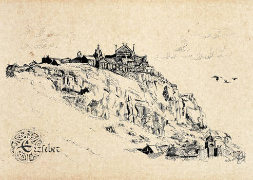 Edoras, Golden Hall of Rohan