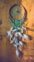 St.Patrick's Dreamcatcher by erzsebet-beast