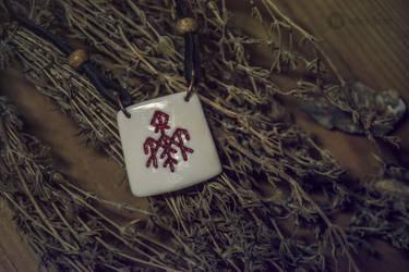Wardruna pendant by erzsebet-beast