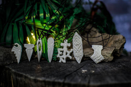 In Extremo carved bone gifts