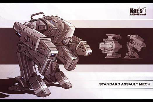 Standard Assault Mech