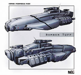 Bomber Tuff by KaranaK