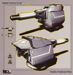 Blaster Cannon Turret