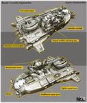 Repair Corvette Hephaestus