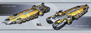 Zealot Light Cruiser