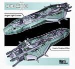 Auger Light Cruiser