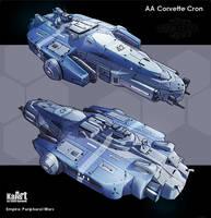 AA Corvette Cron by KaranaK