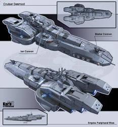 Cruiser Desmod by KaranaK