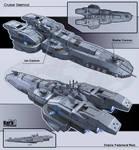 Cruiser Desmod