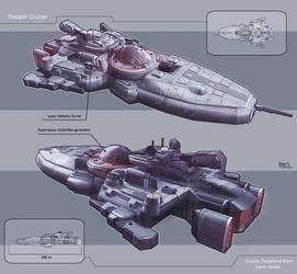 Trapper Cruiser by KaranaK