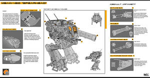 MBAW 420 SpearHead by KaranaK