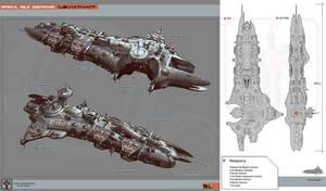 Leviathan by KaranaK