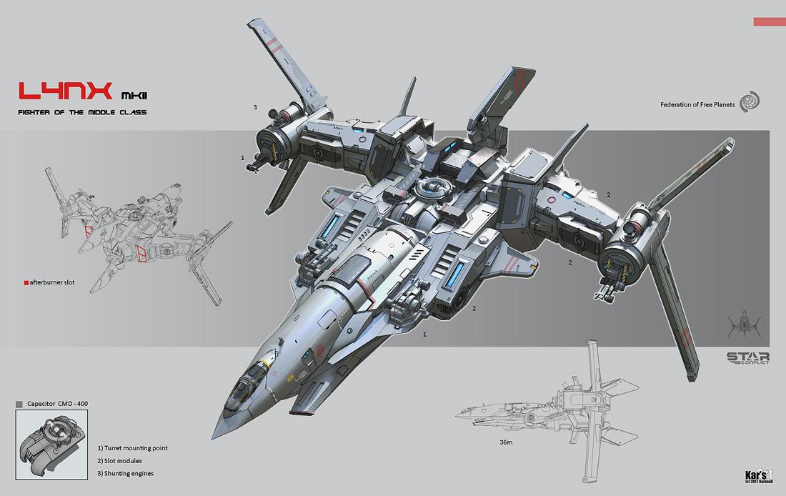 Lynx MK2 by KaranaK