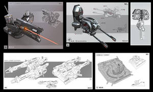 Weapon systems