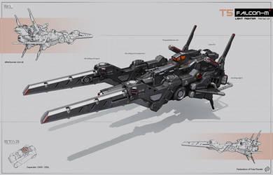 Falcon M by KaranaK